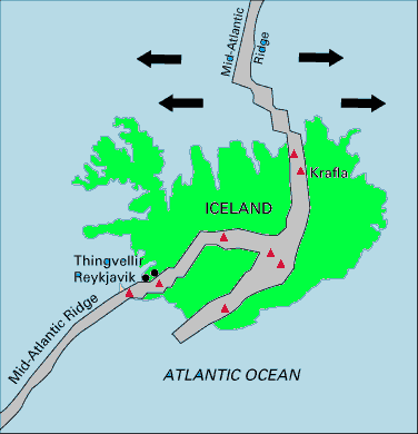 Day tours for cruise ships reykjanes geopark